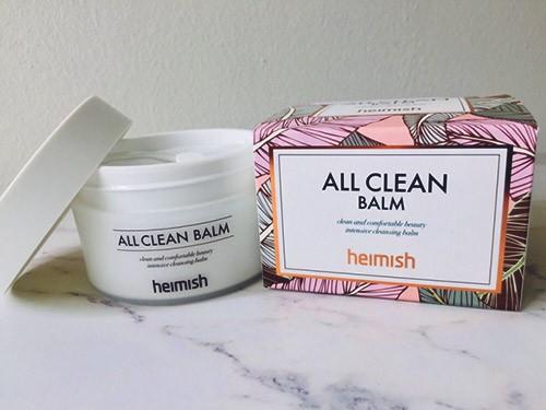 Обзор самых популярных косметических средств от корейской косметики Heimish: All Clean Balm, пенка для умывания с белой глиной, основа для макияжа с солнцезащитным фактором 50 + Изучаем составы, способ применения, достигаемый эффект