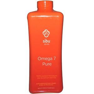 Sibu Beauty, Omega 7, 100% пюре гималайской облепихи