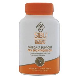 Sibu Beauty, Sea Berry Therapy, поддержка омега-7, облепиховое масло