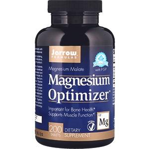 Jarrow Formulas, Оптимизатор магния (Magnesium Optimizer)