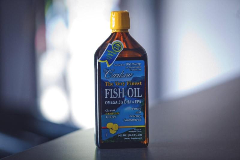carlson labs oil