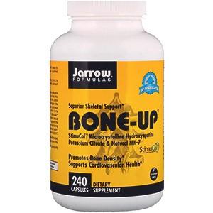 Jarrow Formulas, Bone-Up, усиленная формула кальция
