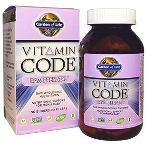 Garden of Life, Витаминный код