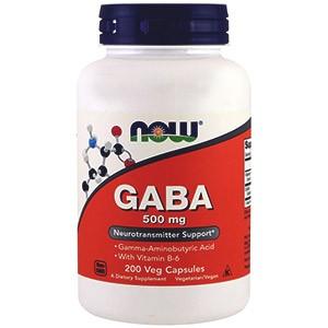 Now Foods, ГАМК (GABA)