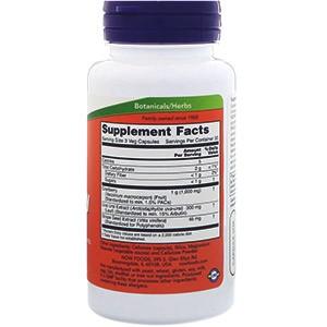 Клюква, стандартизированный экстракт от компании Now Foods