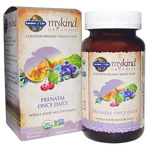 Garden of Life, mykind Organics