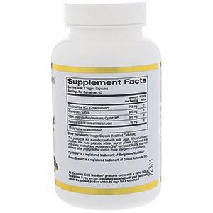 Глюкозамин, хондроитин, МSМ плюс гиалуроновая кислота