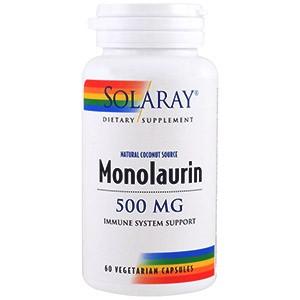 Solaray,Monolaurin