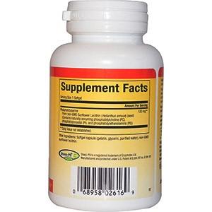 Natural Factors, Фосфатидилсерин