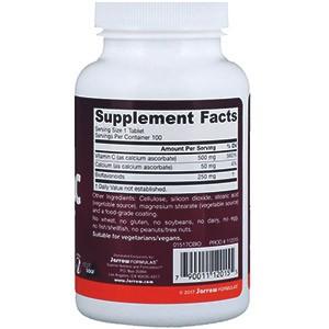 Jarrow Formulas, Буферизованный витамин C + биофлавоноиды цитрусовых