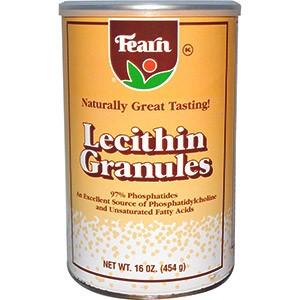 Fearn Natural Food, Гранулы лецитина