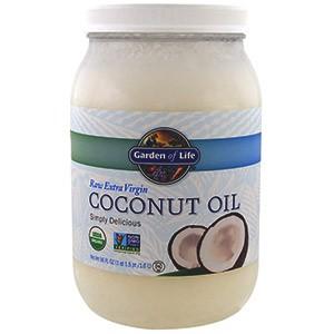Цельное кокосовое масло первого отжима от Garden of Life