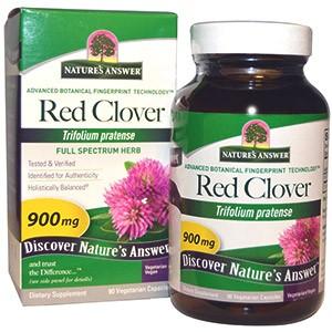 Nature's Answer, Красный клевер