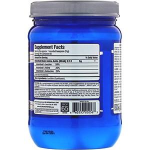 ALLMAX Nutrition, 100% чистые аминокислоты с разветвленной цепью