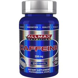 ALLMAX Nutrition, 100% чистый кофеин