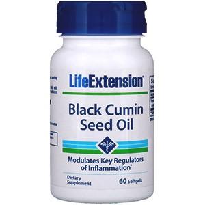 Life Extension, Масло семян черного тмина