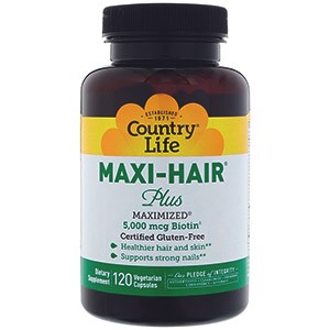 Country Life, Maxi Hair Plus