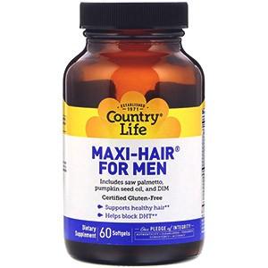 Country Life, Maxi Hair для мужчин