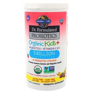 Garden of Life, Пробиотическая добавка Dr. Formulated Probiotics