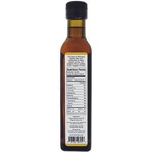 Pure Indian Foods, Органическое масло чёрного тмина, Холодного отжима, Нерафинированное