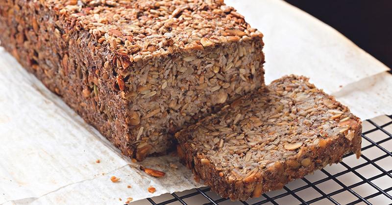 хлеб с псиллиумом