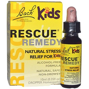 Bach, Original Flower Remedies, Rescue Remedy