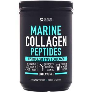 Sports Research, Морские пептиды коллагена