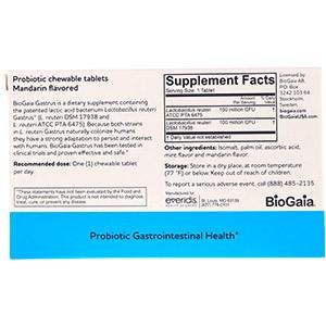 BioGaia, Gastrus, Здоровье желудка
