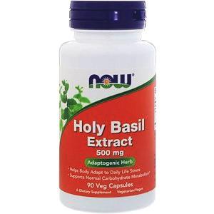 Now Foods, Экстракт священного базилика