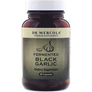 Dr. Mercola, ферментированный черный чеснок