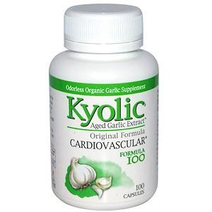 Kyolic, Выдержанный экстракт чеснока