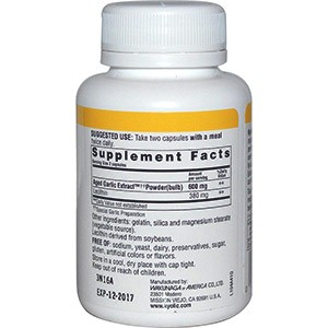 Kyolic, Средство для снижения уровня холестерина 104