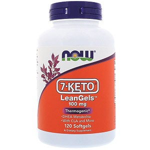 Now Foods, 7-Keto LeanGels