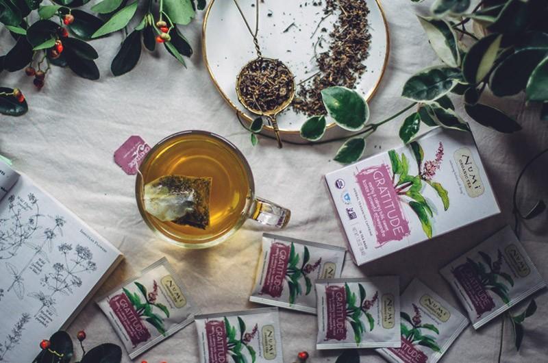 чай туласи базилик