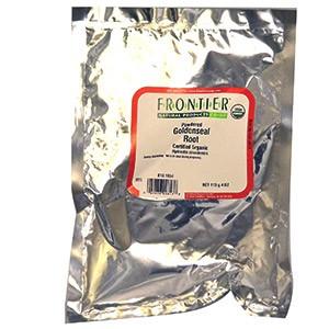 Frontier Natural Products, Органический молотый гидрастис