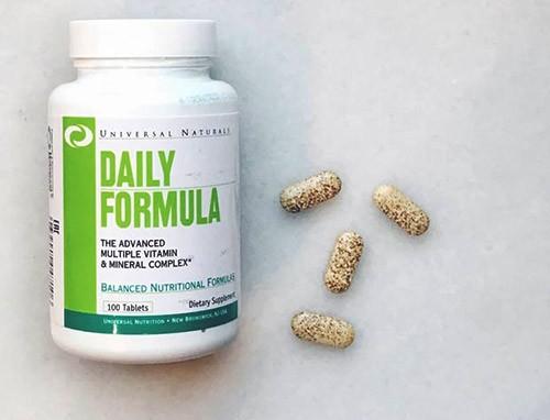 витаминно-минеральный комплекс daily formula