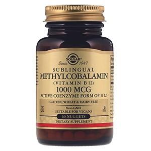 Витамин B12 — для чего нужен цианокобаламин?