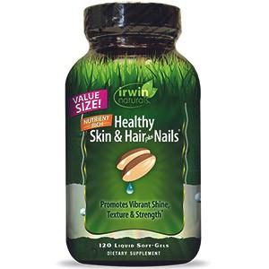 Комплекс «Здоровая кожа и волосы плюс ногти»
