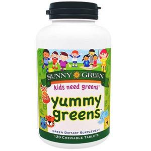 Вкусная зелень, фруктовый пунш от компании Sunny Green