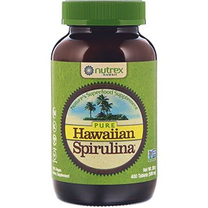 Nutrex Hawaii, Чистая гавайская спирулина
