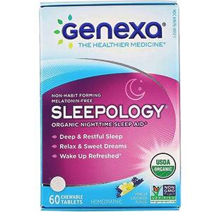 Sleepology, органическое средство для облегчения засыпания
