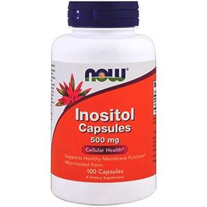 Now Foods, Инозитол в капсулах
