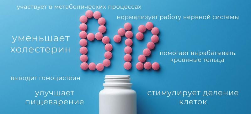 Зачем метилкобаламин (витамин В12) нужен организму? Почему лучше, чем цианокобаламин? Зачем принимать вегетарианцам? Подробное описание добавки от компании Solgar. Обзор других популярных БАДов с IHerb