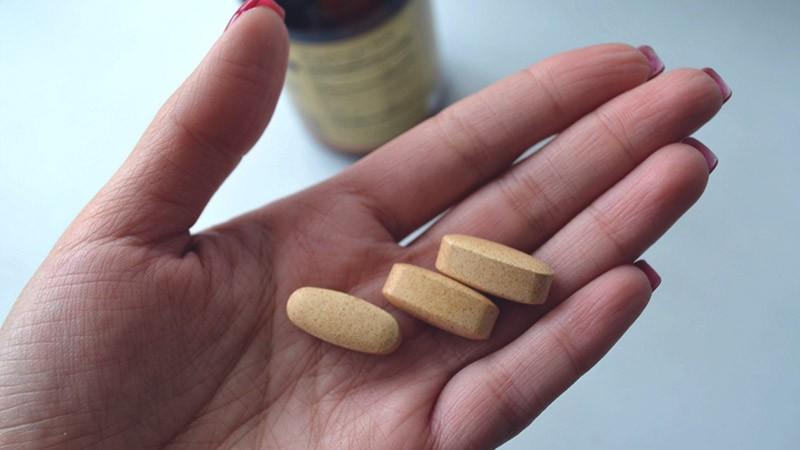таблетки Солгар