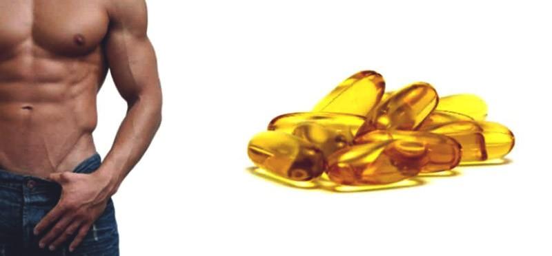 тыквенное масло в капсулах