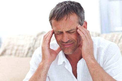 головная боль у мужчин