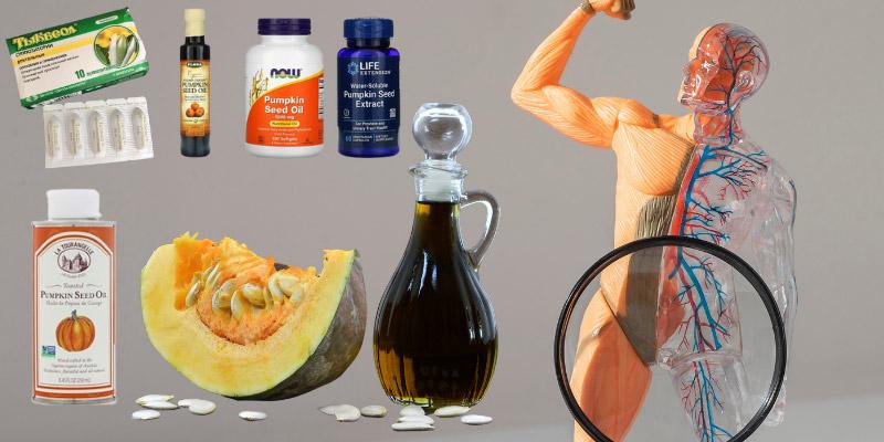 Использование тыквенного масла для лечения мужских недугов. Чем обусловлена эффективность? При каких заболеваниях может помочь?