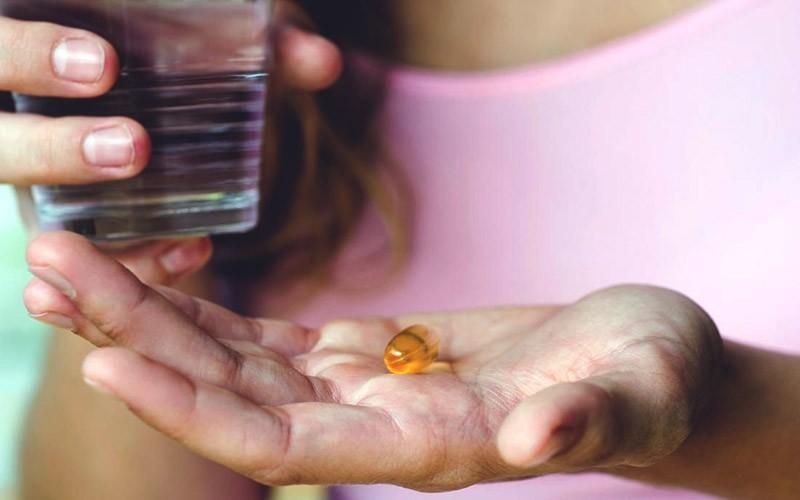 капсулы с маслом тыквы