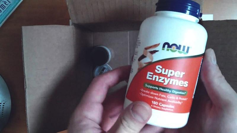 покупка супер энзимов