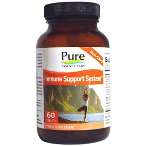 Pure Essence, Поддержка иммунной системы, 60 таблеток